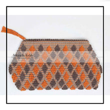 Load image into Gallery viewer, ANTONELLO TEDDE front piatta clutch - eco friendly bags