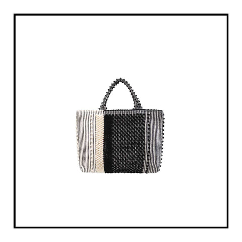 Antonello Tedde handwoven luxury handbag