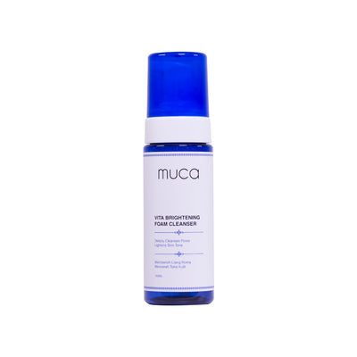 MUCA Vita Brightening Foam Cleanser