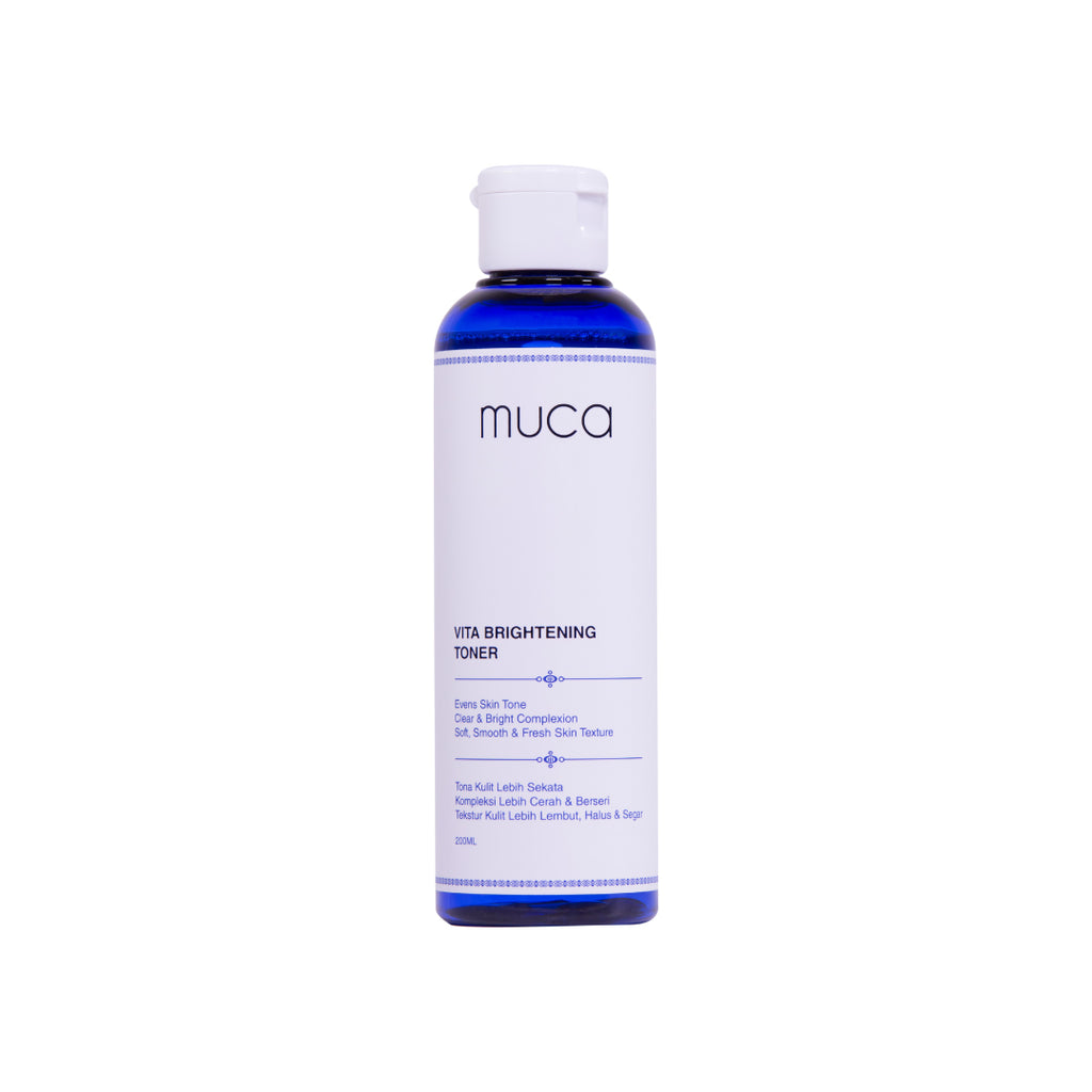 MUCA Vita Brightening Toner (200ml)