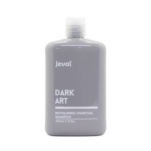Jeval Dark Art Revitalising Charcoal <br> Shampoo 400ml