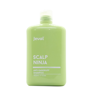 Jeval Scalp Ninja<br>Anti-Dandruff Shampoo 400ml