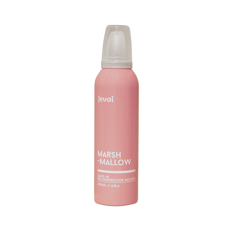 Jeval Marshmallow <br> Leave-in Reconstructor Mousse 200ml