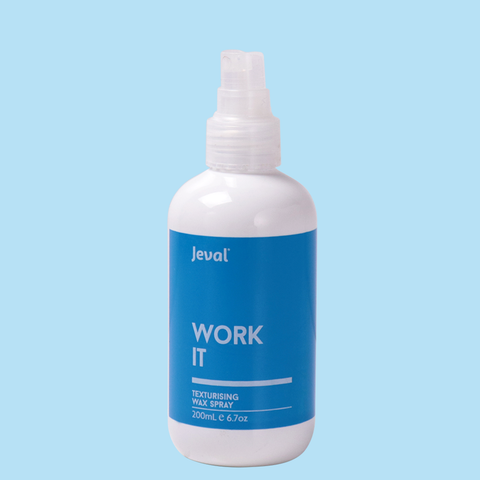 Work It <br> Texturizing Wax Spray 200ML