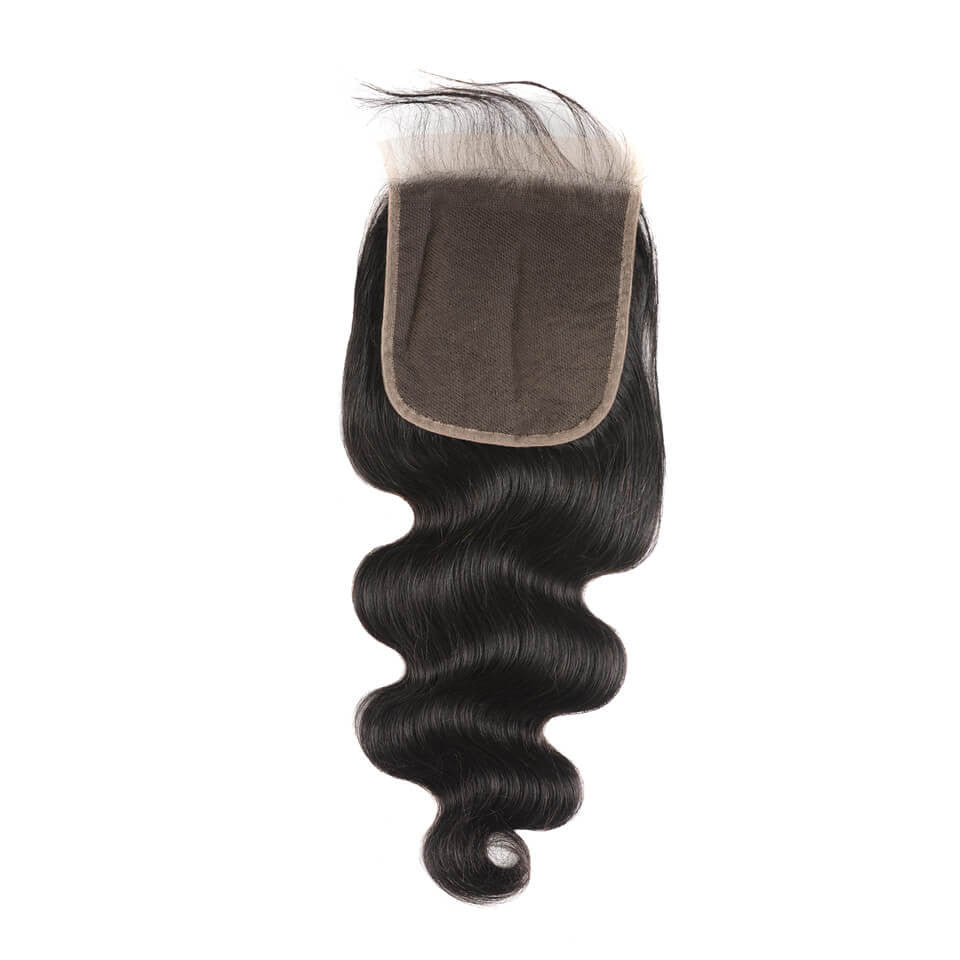 5x5 Virgin Human Hair Closures