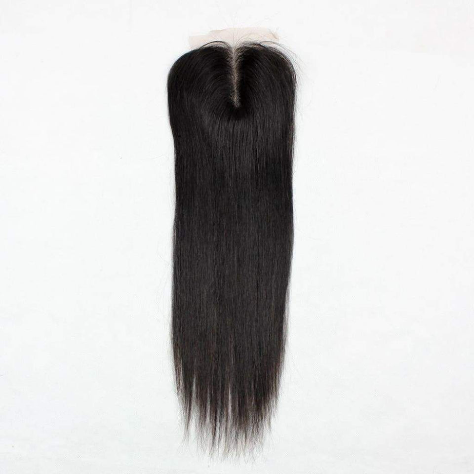 Brazilian Straight Hair Closures - Hair Closures