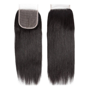 HD Lace Premium and Raw Virgin Human Hair Closures