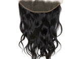 Raw Indian/Mink Natural Curl Virgin Hair Frontals