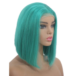 Color Pop Virgin Hair Wig Collection