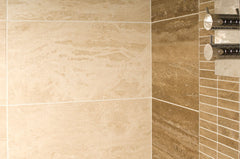Ivory Vein Cut Travertine