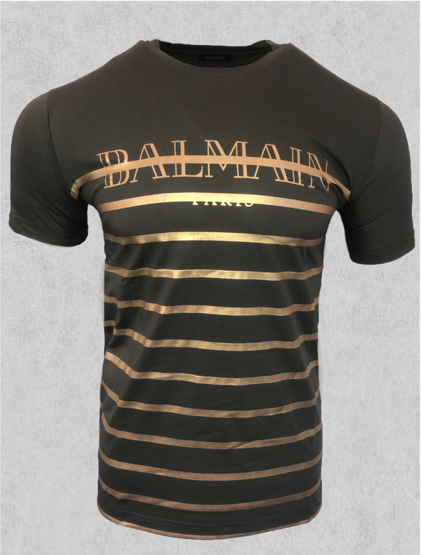 BALMAIN - GOLDEN STRIPES