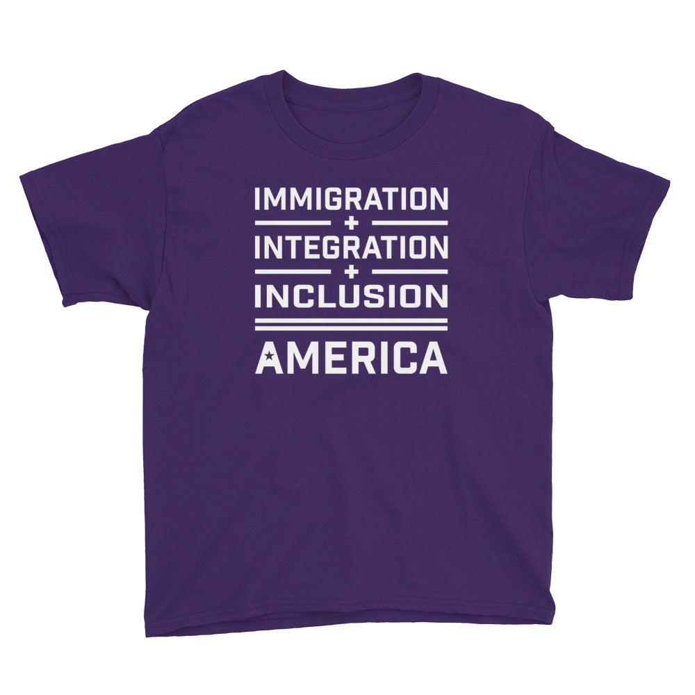 Immigration T-Shirt for Kids