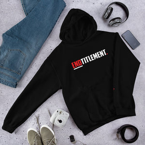 Endtitlement Hooded Sweatshirt - honest rags