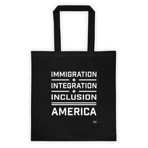 Immigration Tote bag - honest rags