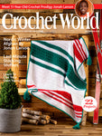 Crochet World Front Cover