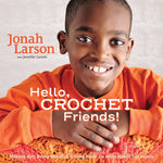 Hello Crochet Friends Book~autographed copy