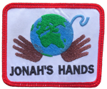 """Jonah's Hands"" Patch"