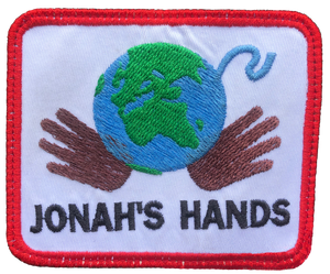 Jonah's Hands Patch