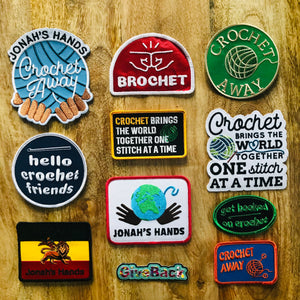 Jonah's Hands Patch Collection