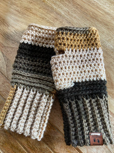 Handmade Fingerless Gloves