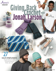 """PREORDER ""Giving Back Crochet"" Pattern Book (not autographed)"