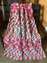Handmade Color Pool Afghan