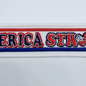 """America Strong"" Patch"