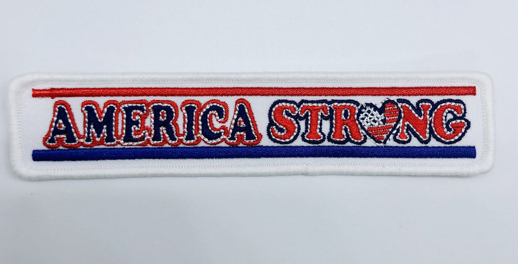 """Stay Strong"" Patch"