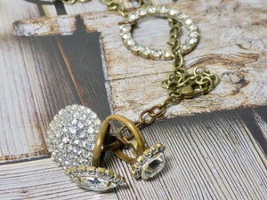 Vintage Lariat necklace