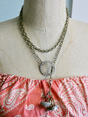 Lariat Vintage Necklace
