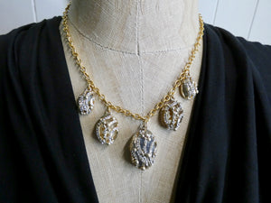 One of a Kind Vintage Necklace