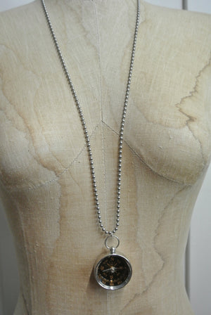 Compass Necklace