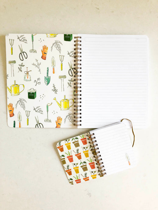Medium + Small Notebook