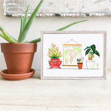 Load image into Gallery viewer, Plant Shelfie No. 2 Print
