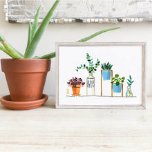 Load image into Gallery viewer, Plant Shelfie No. 4 Print
