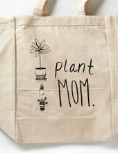 Load image into Gallery viewer, Plant Mom Tote Bag