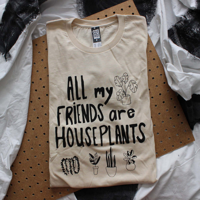 Houseplant Friends T-Shirt