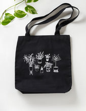 Load image into Gallery viewer, Houseplants Tote Bag