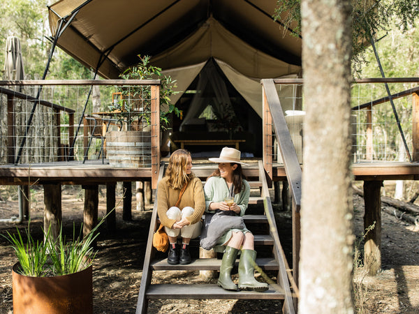 PaperBark Camp - The Original Glamping!