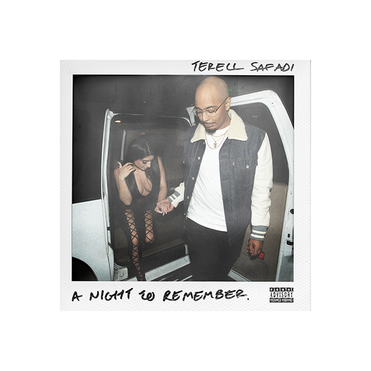 Terell Safadi - 'A Night To Remember' CD