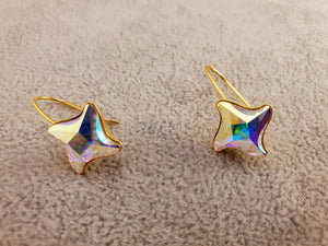 Swarovski Earrings - Crystal - By Janine Jewellery