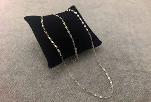 925 Silver Necklace & Bracelet - By Janine Jewellery