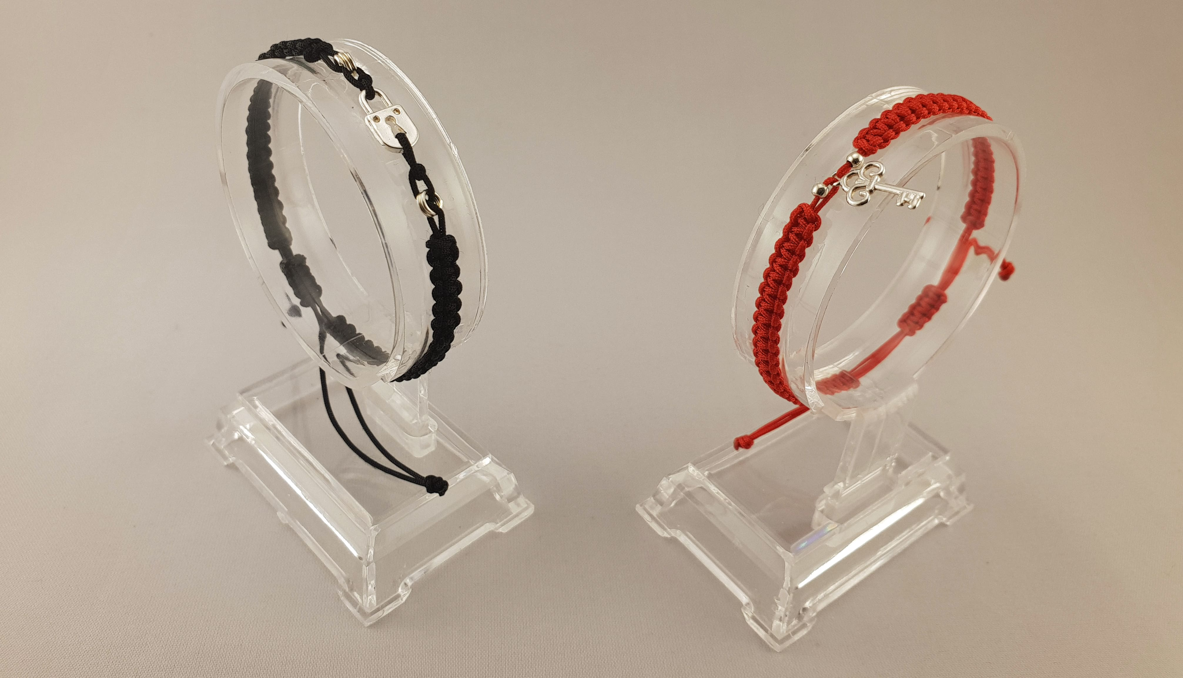 Woven Bracelet - COUPLE BUNDLE 3 - By Janine Jewellery