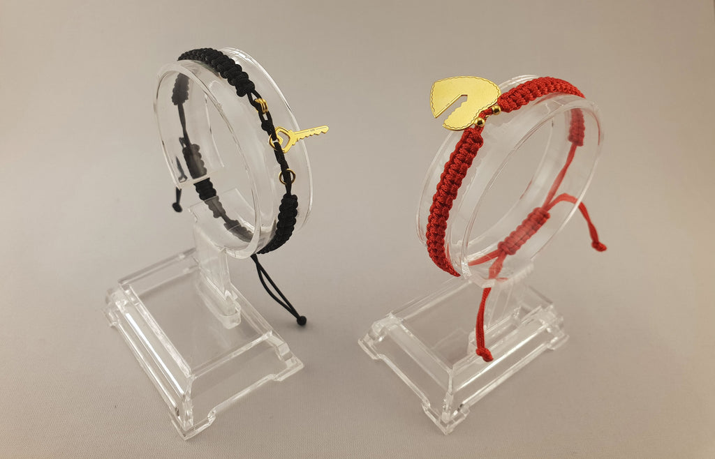 Woven Bracelet - COUPLE BUNDLE 2 - By Janine Jewellery