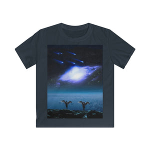 """Looking Up"" Kids Softstyle Tee"