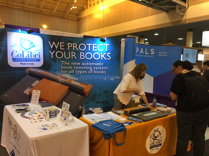CoLibri Systems North America attended the 2018 ALA Conference in New Orleans!