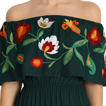 Load image into Gallery viewer, Rena Love Embroidered Dress :
