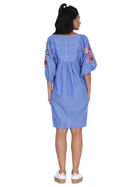Rena Love Dream Embroidered Dress