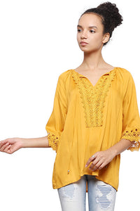 Rena Love Willow Lace Blouse