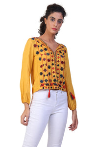 Rena Love Chromatic Blouse :